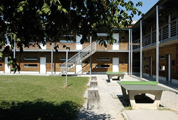 Youth Hostel Lausanne